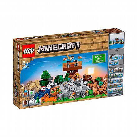 LEGO Minecraft - A Caixa de Minecraft 2.0 - 21135