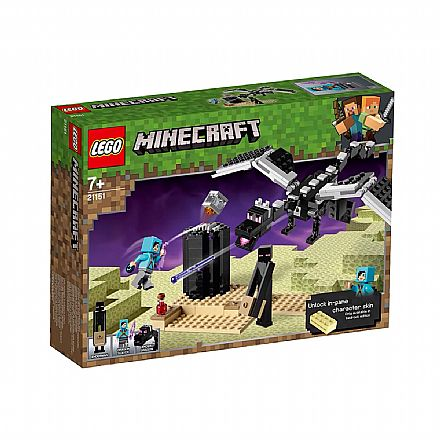 LEGO Minecraft - A Batalha Final - 21151
