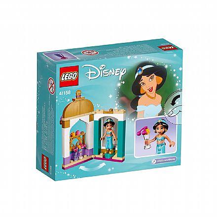 LEGO Princesas Disney - A Pequena Torre da Jasmine - 41158