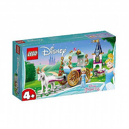 LEGO Princesas Disney - Passeio de Carruagem da Cinderela - 41159