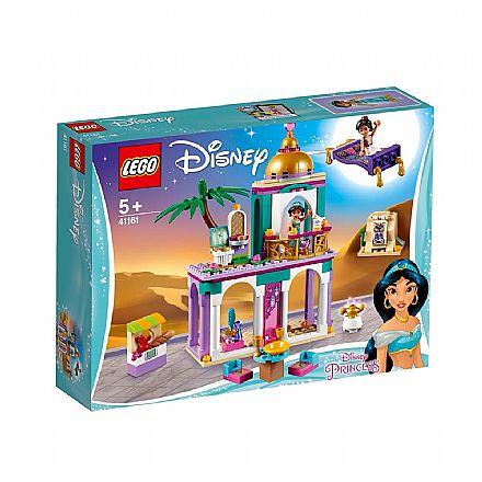 LEGO Princesas Disney - Palácio de Aladdin e Jasmine - 41161