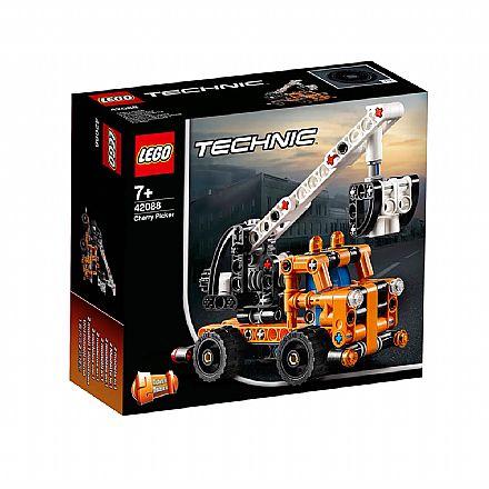 LEGO Technic - 2 em 1: Caminhões de Trabalho - 42088