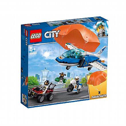 LEGO City - Detenção de Para-quedas - 60208