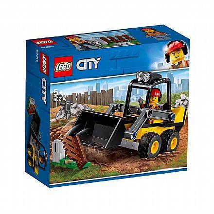 LEGO City - Trator de Construção - 60219