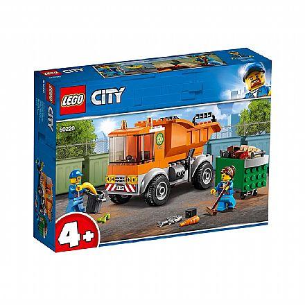 LEGO City - Caminhão de Lixo - 60220