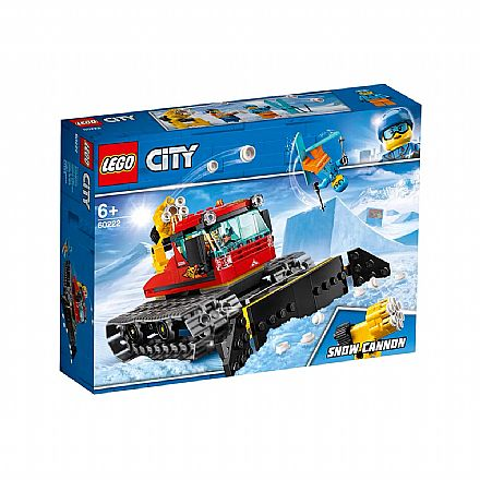 LEGO City - Limpa Neve - 60222
