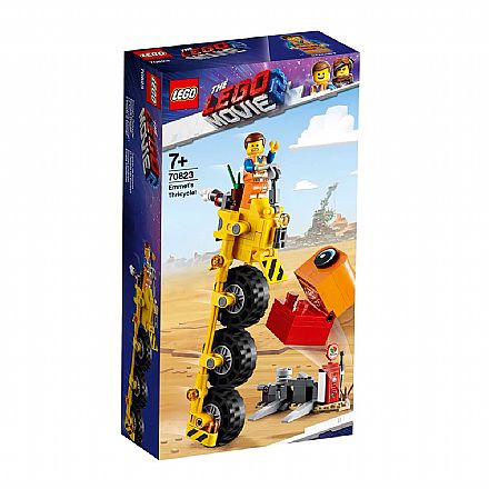 LEGO The Movie - O Triciclo do Emmet - 70823