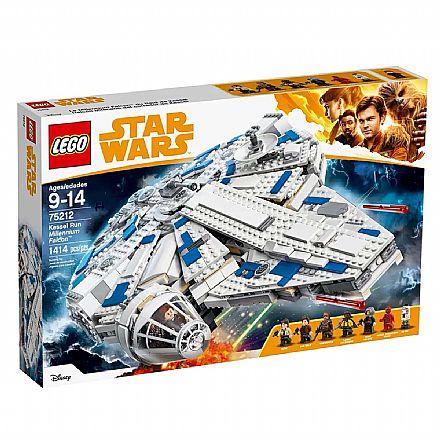 LEGO Star Wars - Millennium Falcon: Corrida de Kessel - 75212