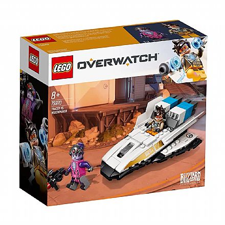 LEGO Overwatch - Tracer e Widowmaker - 75970