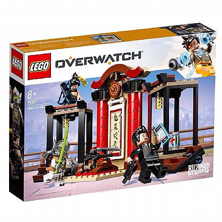 LEGO Overwatch - Hanzo e Genji - 75971