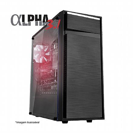 PC Gamer Bits Alpha 3.1 - Intel® i5 9400F, 8GB, HD 500GB, Geforce GTX 1060 4GB