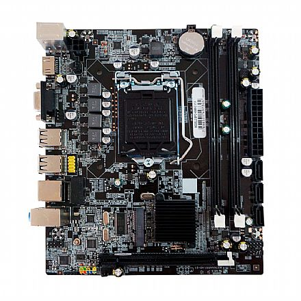 Placa Mãe BPC-H55M-C (LGA 1156 - DDR3 1600) Chipset Intel H55 - Mini ITX - OEM
