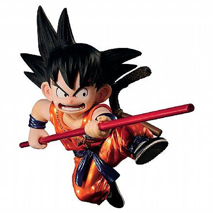 Action Figure - Dragon Ball - Scultures - Son Goku Special Color - Bandai Banpresto 26174/26175