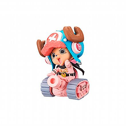 Action Figure - One Piece WCF - World Collectable Figure - Mugiwara 56 - Chopper - Bandai Banpresto 27789/27793