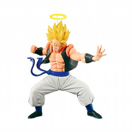 Action Figure - Dragon Ball Z - World Figure Colosseum - Gogeta - Bandai Banpresto 27956/27957