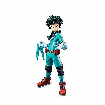 Action Figure - Boku No Hero / My Hero Academy - Izuku Midoriya Dxf - Bandai Banpresto 27911/27913