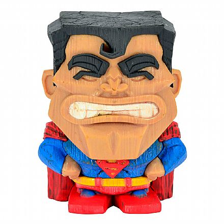 Action Figure - DC Comics - DC Teekeez: Wave 1 - Superman - Cryptozoic 29137