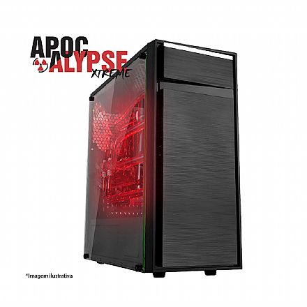 PC Gamer Bits Alpha Xtreme 15 - Intel® Core i5 9400F, 16GB, HD 1TB, Geforce RTX 2070 8GB