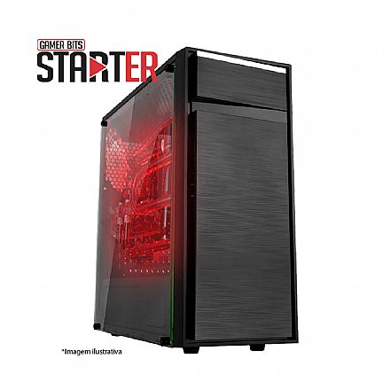 PC Gamer Bits Starter - AMD FX-4300, 4GB, HD 500, Geforce GTX 750
