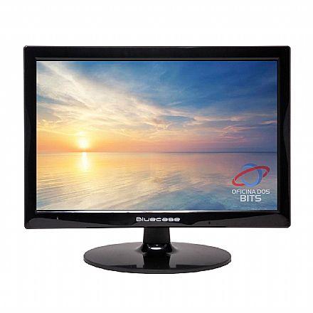 "Monitor 15.4"" Bluecase BM154D3HVW - 60Hz - HDMI / VGA"