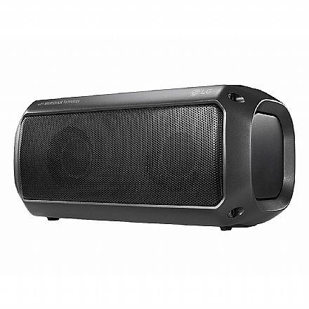 Caixa de Som Portátil LG XBOOM Go PK3 - Bluetooth - 16W RMS - com Viva Voz integrado - A Prova d`água