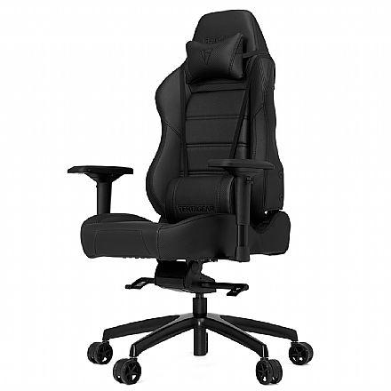 Cadeira Gamer Vertagear Racing Series P-Line VG-PL6000_CB - Encosto Reclinável de 140º - Construção em Aço - Black Carbon Edition