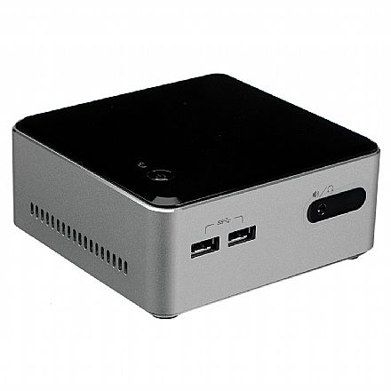 Mini PC Intel NUC - Intel i5 4250U - USB 3.0 - HDMI/DisplayPort - D54250WYKH