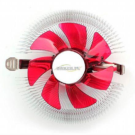 Cooler para processador AMD ou Intel - Branco - BPC BPC90ZF