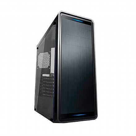 Gabinete Gamer BPC - Janela Lateral em Acrílico - USB 3.0 - BPC GM8018-BB