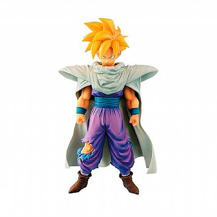 Action Figure - Dragon Ball Z - Gohan Grandista - Bandai Banpresto 28555/28556