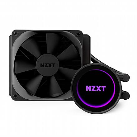 Water Cooler NZXT Kraken M22 - (AMD / Intel) - LED RGB - RL-KRM22-01