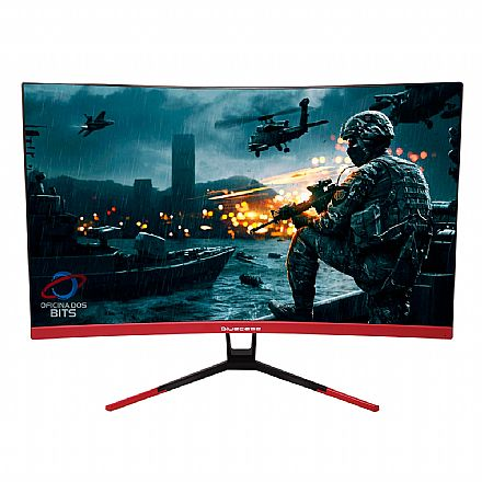 "Monitor 27"" Bluecase Gamer Curvo BM275GC - 144Hz - Full HD - 1ms - FreeSync - DisplayPort/HDMI"