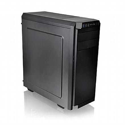 Gabinete Thermaltake V100 - USB 3.0 - Preto - CA-1K7-00M1NN-00