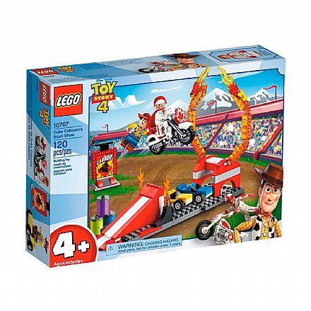 LEGO Toy Story - Show de Acrobacias com Duke Caboom - 10767