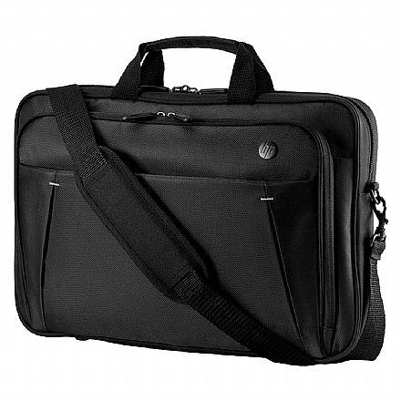"""Maleta HP Business 2SC66AA - para Notebooks de até 15.6"""" - Preta"""