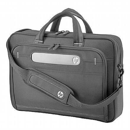 "Maleta HP Business Top Load H5M92AA - para Notebooks de até 15.6"" - Preta"