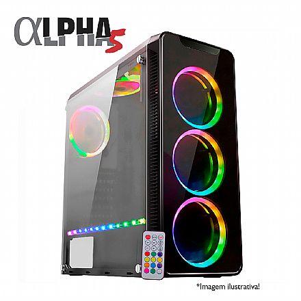 PC Gamer Bits Alpha 5 - Intel® i5 9400F, 8GB, HD 500GB, Geforce GTX 1660 6GB