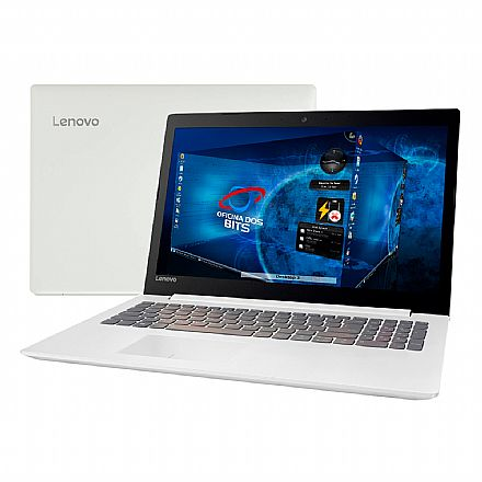 "Notebook Lenovo Ideapad 330 - Tela 15.6"" HD, Intel i5 8250U, 4GB, HD 1TB, Intel UHD Graphics 620, Linux - 81FES00300"