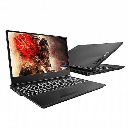 "Notebook Lenovo Gamer Legion Y530 - Tela 15.6"" Full HD - Intel i5 8300H, 16GB, SSD 480GB, GeForce GTX 1050 4GB, Windows 10 - 81GT0000BR"