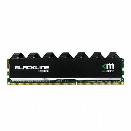 Memória 16GB DDR4 2400MHz Mushkin Blackline - 1.2V - CL15 - MBA4U240FFFF16G