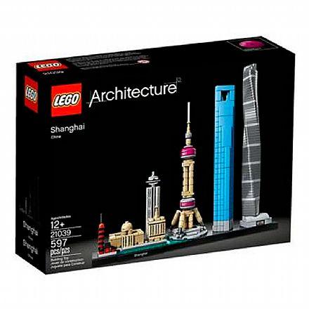LEGO Architecture - Xangai (Shanghai) - 21039