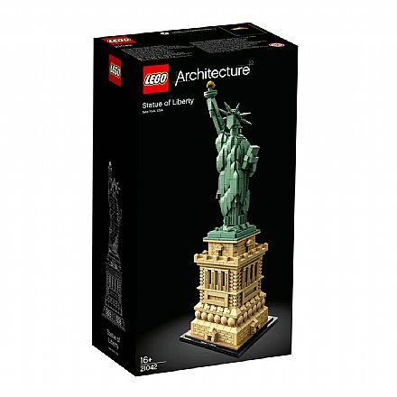 LEGO Architecture - Estátua da Liberdade - 21042