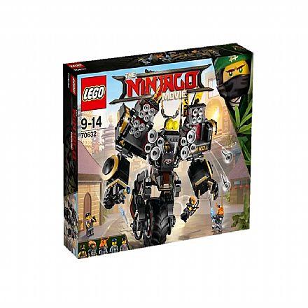 LEGO Ninjago - Robô Sísmico - 70632