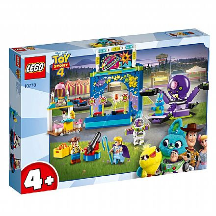 LEGO Toy Story - O Carnaval do Woody e Buzz - 10770