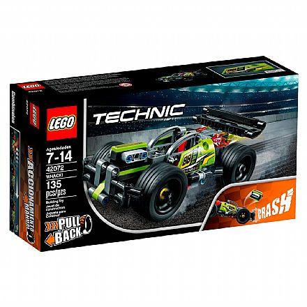 LEGO Technic - WHACK! - 42072