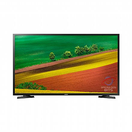 "TV 32"" Samsung UN32J4290AGXZD - Smart TV - HD - Wi-Fi Integrado - HDMI/USB"