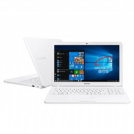 "Notebook Samsung Expert X30 - Tela 15.6"" HD, Intel i5 8265U, 8GB, HD 1TB, Intel UHD Graphics 620, Windows 10 - NP350XBE-KD2BR - Branco"