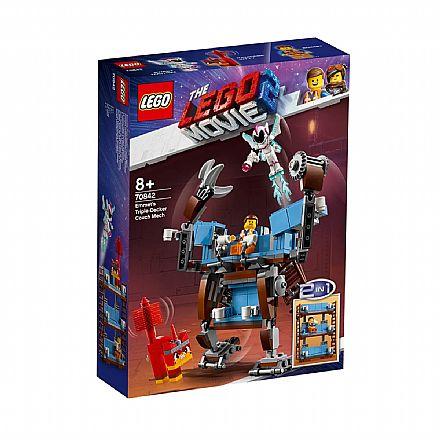 LEGO The Movie - O Robô Treinador de Três Andares do Emmet - 70842