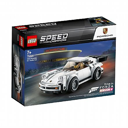 LEGO Speed Champions - 1974 Porsche 911 Turbo 3.0 - 75895