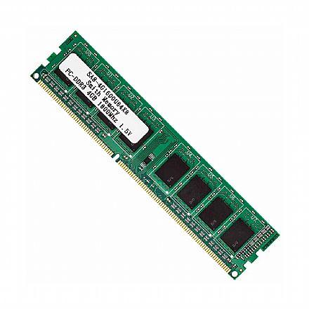 Memória 4GB DDR3 1600MHz Smith - SA8-4G1600U64X8